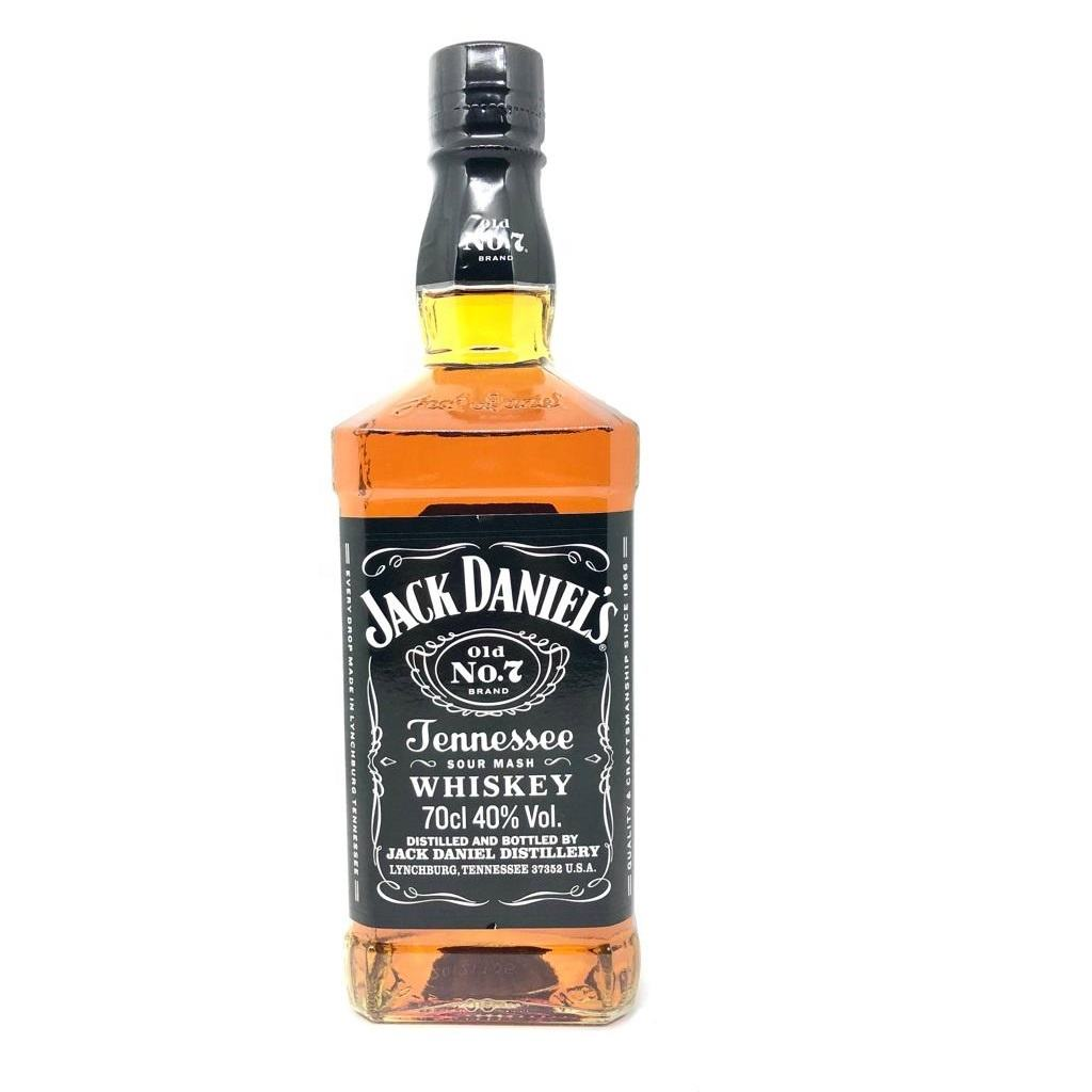 Best Jackk Daniel's Tennesse Blended Whiskey Liquor in Bottle Packaging From U.S.A