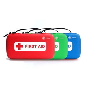 Hot Selling Emergency EVA First Aid Kit Set, Medical Bag First Aid Box Gift For Home, Travel, etc