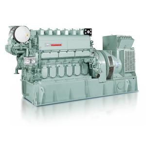 Best Product Used Yanmar Marine Diesel Inboard Engine 6EY18(A)L From Japan Amagasaki