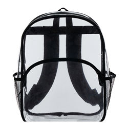 Hot Selling Clear PVC Backpack