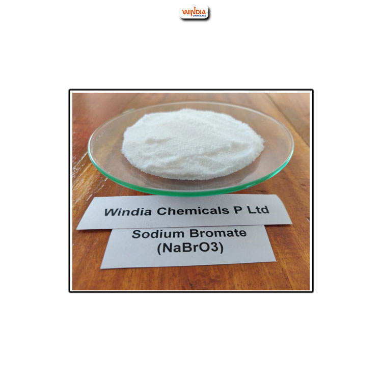 Exceptional Quality Top Selling Sodium Bromate NaBrO3 from India