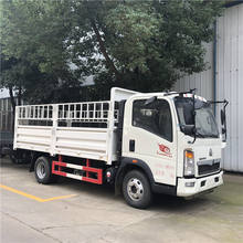 Chengli Factory Supply SINOTRUK HOWO 5 Tons Lorry Truck Cargo Transport Truck