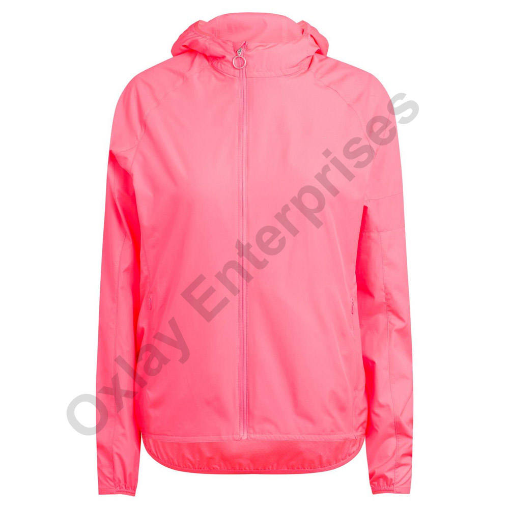 Mens Cycling Waterproof Coat Lightweight Running Softshell Hooded Jacket