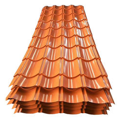 High quality the metal tile roofing building materials for sale