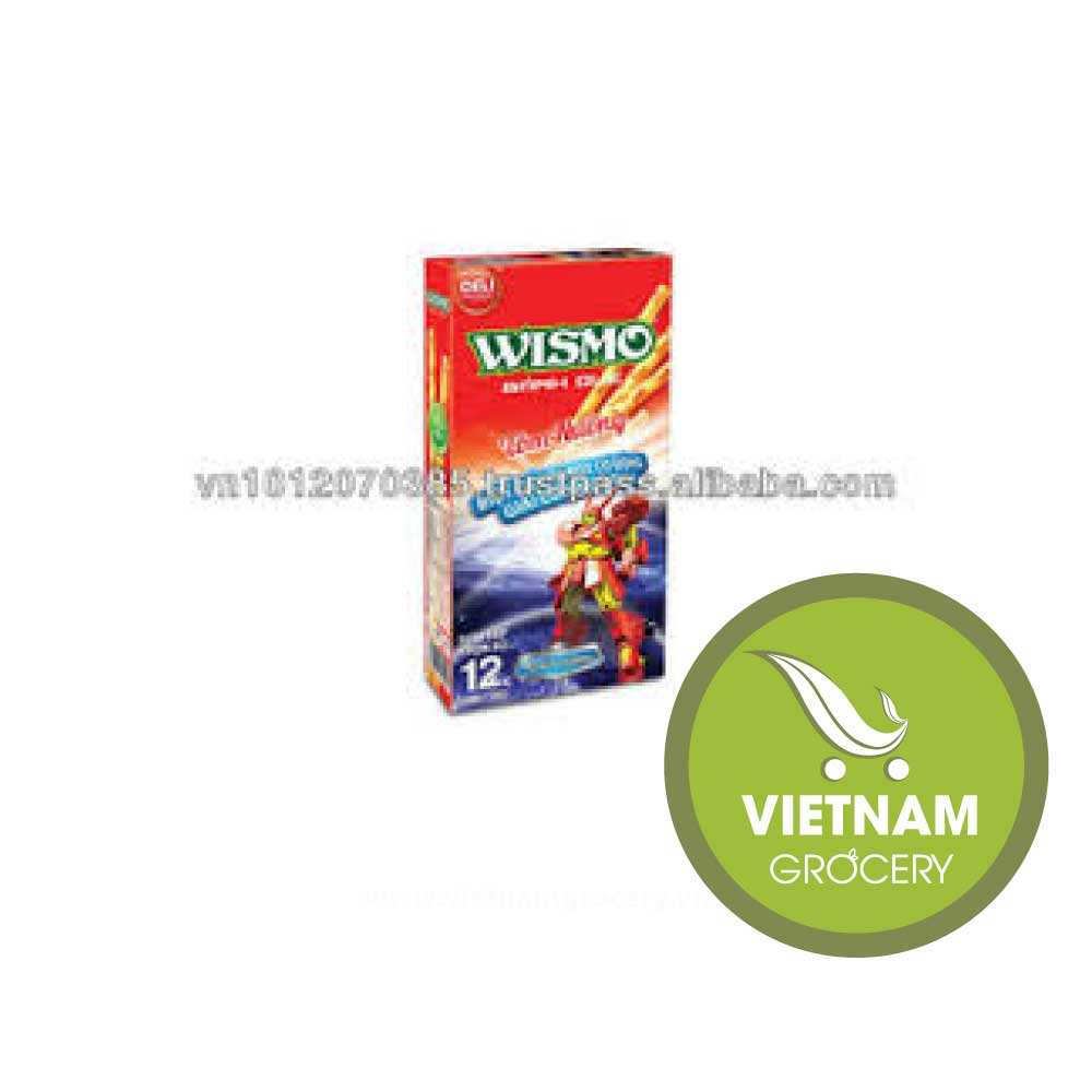Wismo Grilled Prawn Biscuit Stick 15gr FMCG products Wholesale