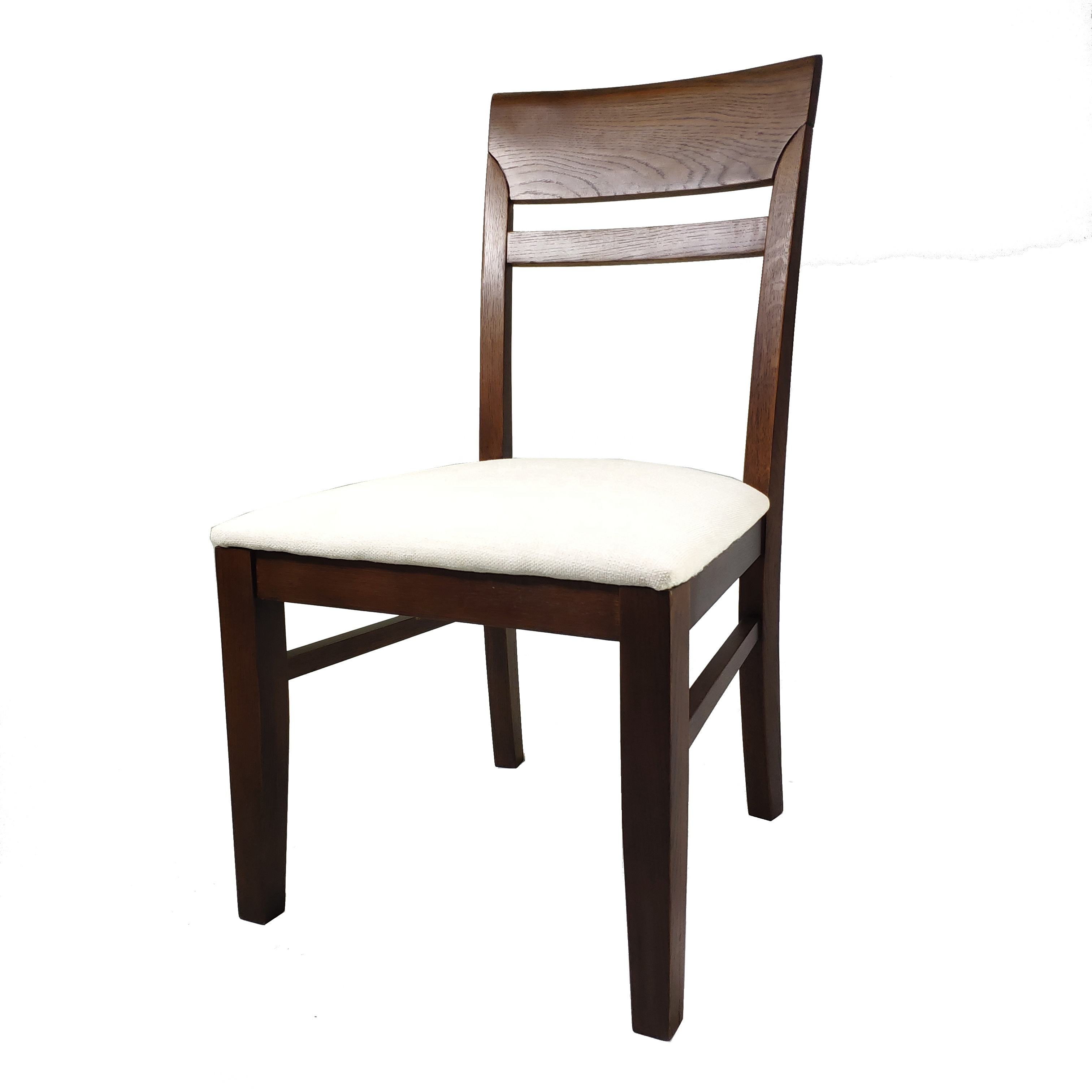 comfortable modern design elegant color solid wood leg dining chair