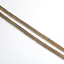 High Quality Dubai Plated 24k Gold Chain