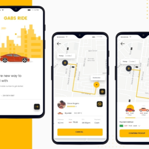 Taxi Booking App Like Uber | Book Your Taxi App solution For Android & IOS