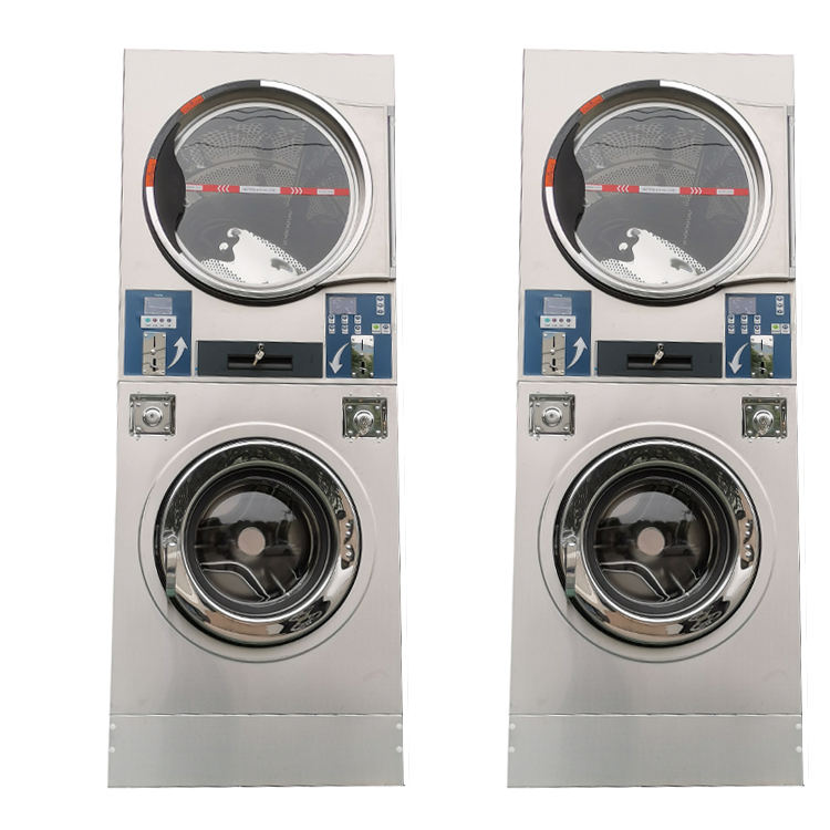 13kg 15kg Small Coin Operated Heavy Duty Industrial Washing Machine