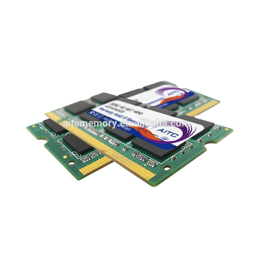 Bestseller AITC 4GB <span class=keywords><strong>DDR2</strong></span> 667 Sodimm <span class=keywords><strong>DDR2</strong></span> Sodimm 667 4GB Laptop <span class=keywords><strong>RAM</strong></span>