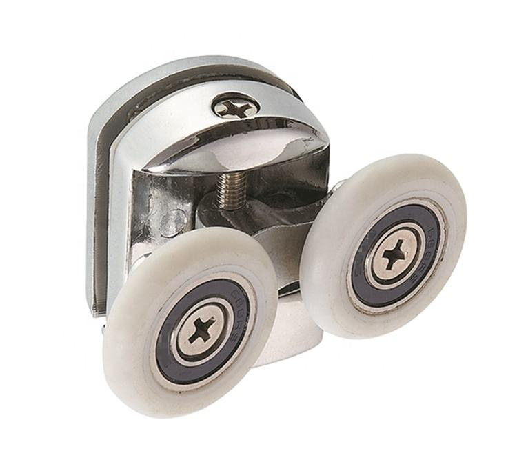 Zinc Alloy Hand Sliding Shower Room Door Roller Wheels K-047/K-048