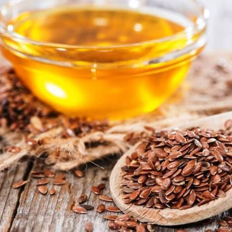 Virgin Extraction Flax Seed Oil/Linseed Oil