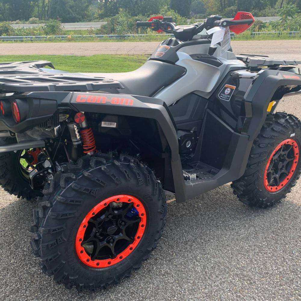 ร้อนขาย2021สามารถAMs OUTLANDER-X XC-1000R ATV READY TO DISPATCH