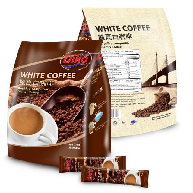 Malaysia High Quality Instant Coffee Pre-Mix