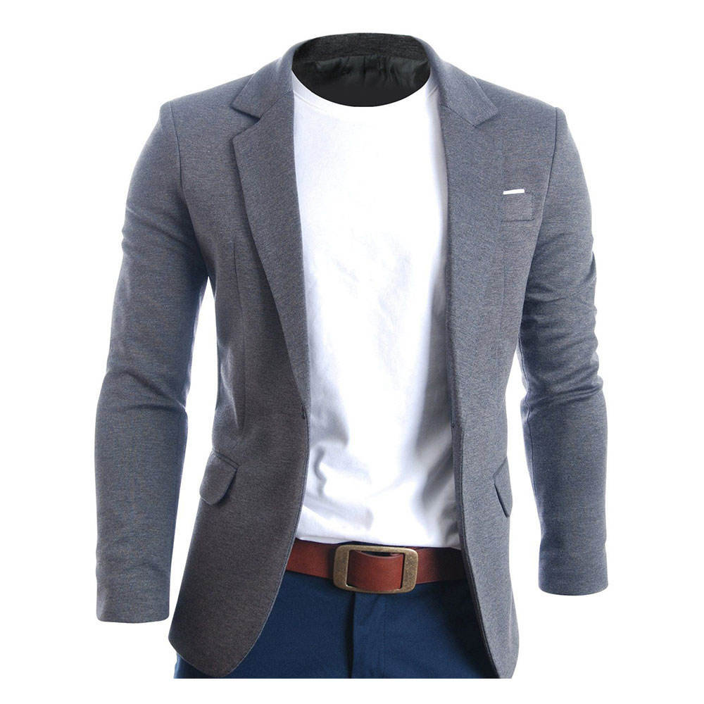Blazers for Men Suit High Quality New Design Custom Business Blazers for Men