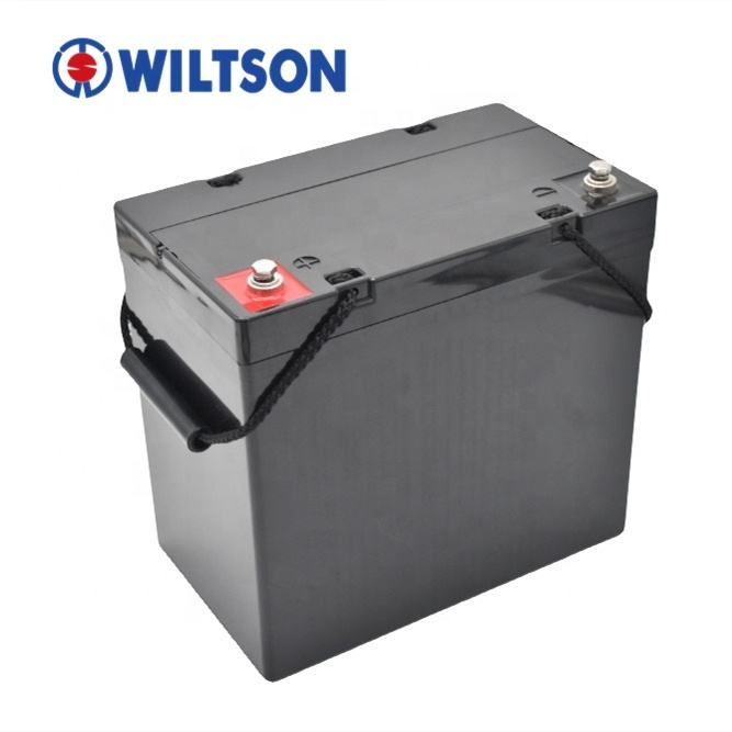 Wiltson Lithium LiFePO4 battery 12V 30Ah lead acid replacement solar storage factory supply battery cell vehicle