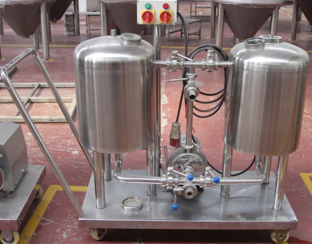 Automatische <span class=keywords><strong>Cip</strong></span> Wassen & Cleaning System Voor Bier Brouwen Tank