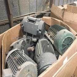 Mixed Used Electric Motors Scrap Price