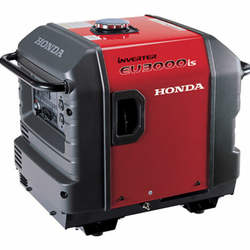 Hondas 7000 watts portable Generator With Electric Start