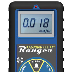 Multi-purpose Digital Radiation Survey Meter