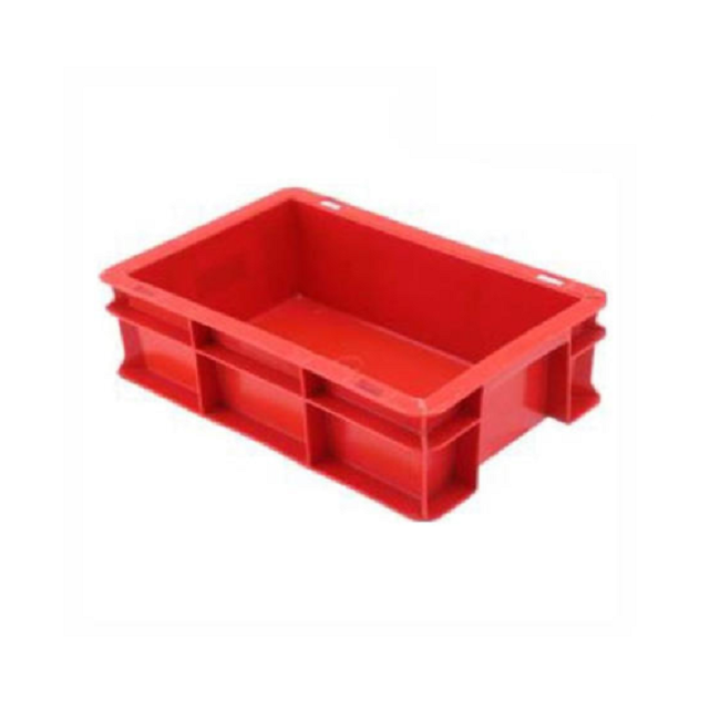 Hard Quality Plastic Crate for Industrial Purpose