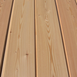 Kiln Dried/ Fresh Cut Siberian Larch Timber