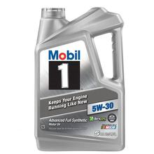 MOBIL 1 5W-30 FULL SYNTHETIC MOTOR OIL