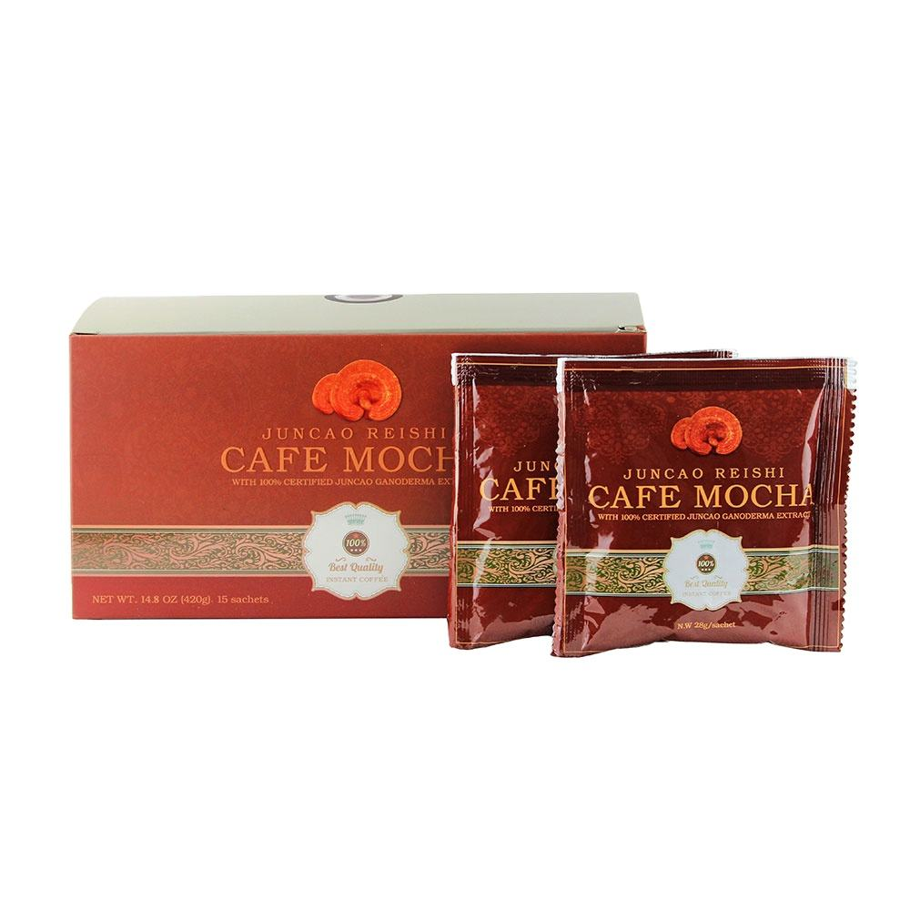 Hot Sale Nes cafe Instant Coffee Powder Reishi Coffee with Ganoderma Extract