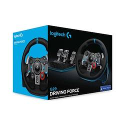 Quick Sell 100% and new Logitech G29 Driving Force Race Wheel + Logitech G Driving Force Shifter Bundle