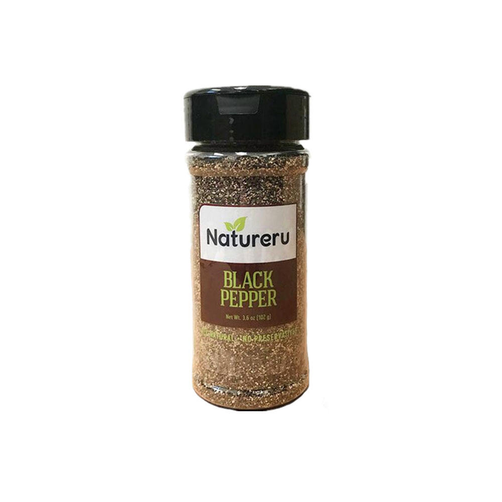 Black Pepper Natureru Terbaik 102G