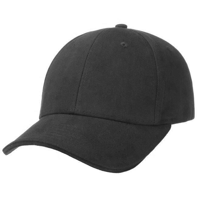 100% Cotton Softtextile Customized Baseball Cap