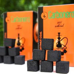 Carbonero shisha coconut charcoal cube