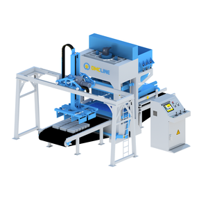 High quality fly ash brick machine F9-G2 made in Vietnam