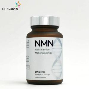 Usa Nmn Private Labeling Anti-Aging Nicotinamide Mononucleotide Nmn Capsules Gezondheid Supplement