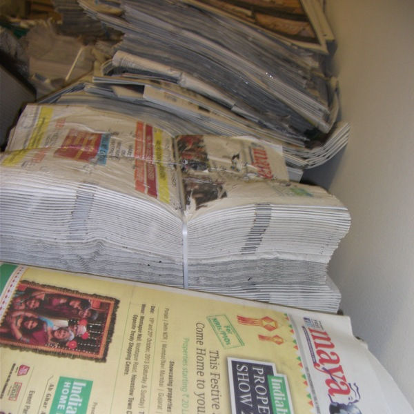 Occ waste paper /Old Newspapers /Clean ONP paper