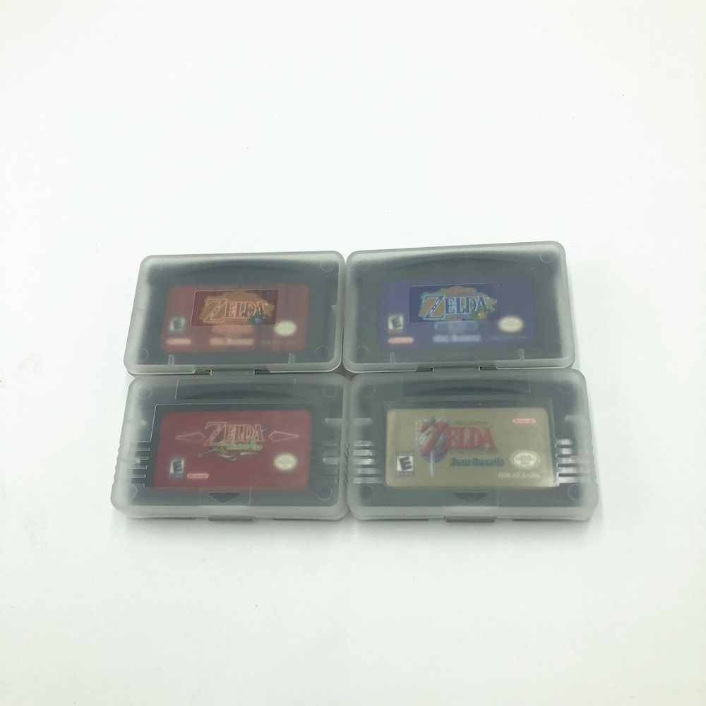 Brand new retro games for game boy advance minish-cap the legend of zelda sword