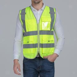 Best sell high quality standard reflective safety vest