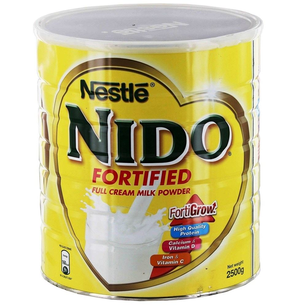 Lulu Nestle Nido Fortified Milk Powder 400g