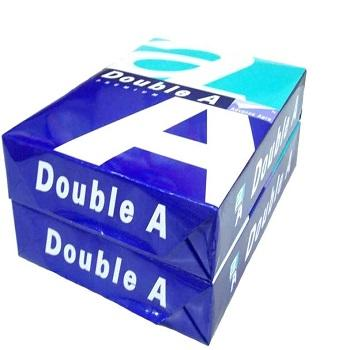 Double A A4 Copy Paper Manufacturer Thailand best price