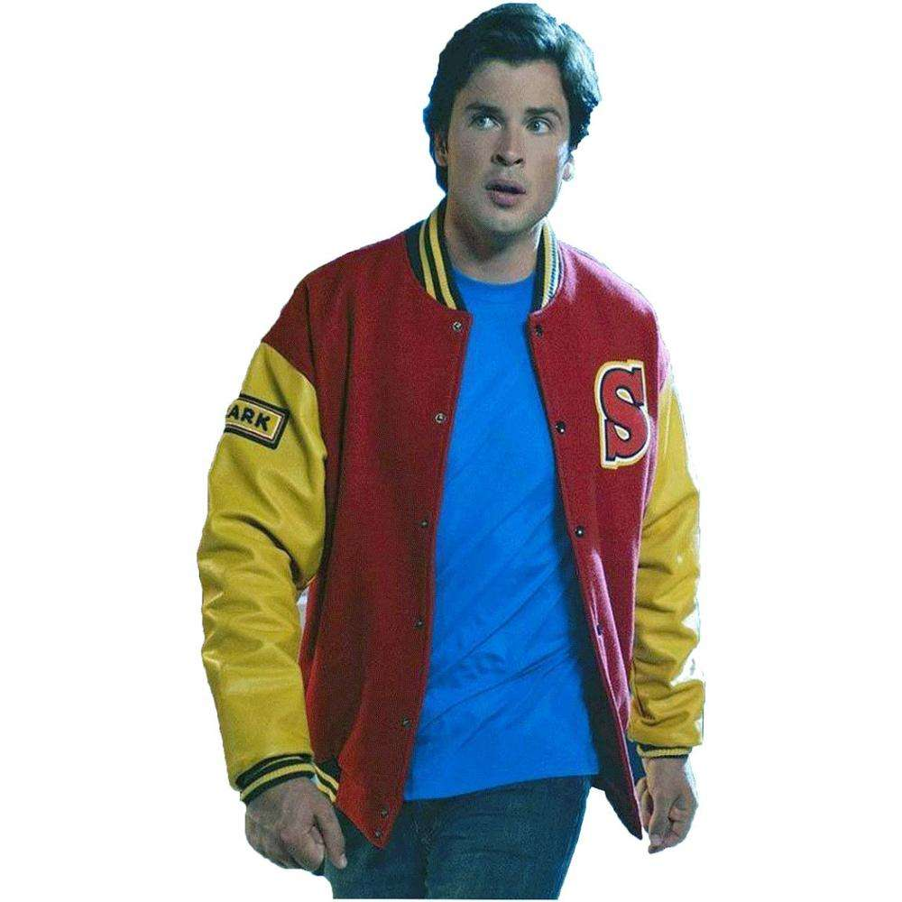 Top Quality Cheap Varsity Letterman Baseball Jacket Wool body Cow Leather sleeve Superman Crows Varsity Letterman Jacket
