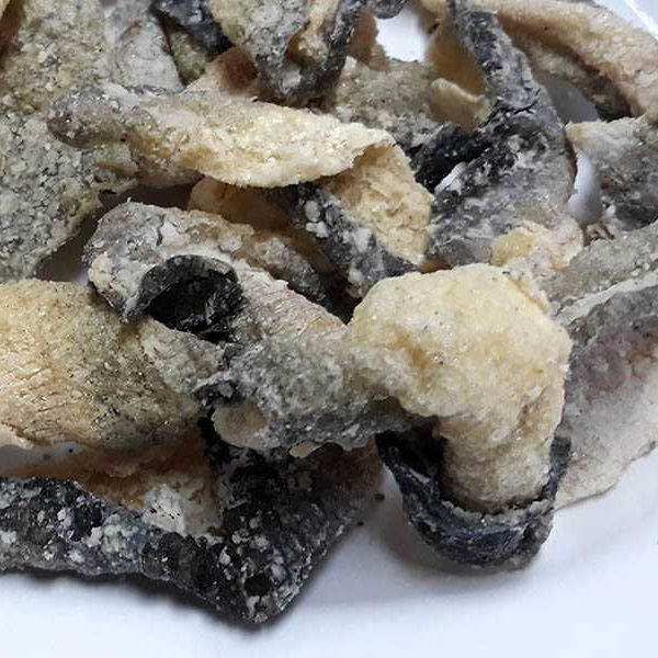 NUTRITIOUS FOOD - BASA FISH SKIN // VIETNAM DRIED BASA FISH SKIN //Vicky +84 90 393 1029