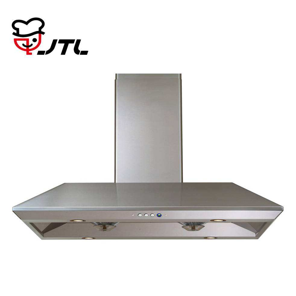 Hot selling Taiwan island mounted range hood