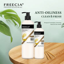 Freecia clarifying shampoo for oily hair