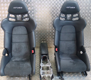 New original seats for Porsche Macan Cayenne Panamera Taycan 718 Cayman Boxster 911 911.2 Carrera GT2 GT2RS GT3 GT3RS GT3 RS