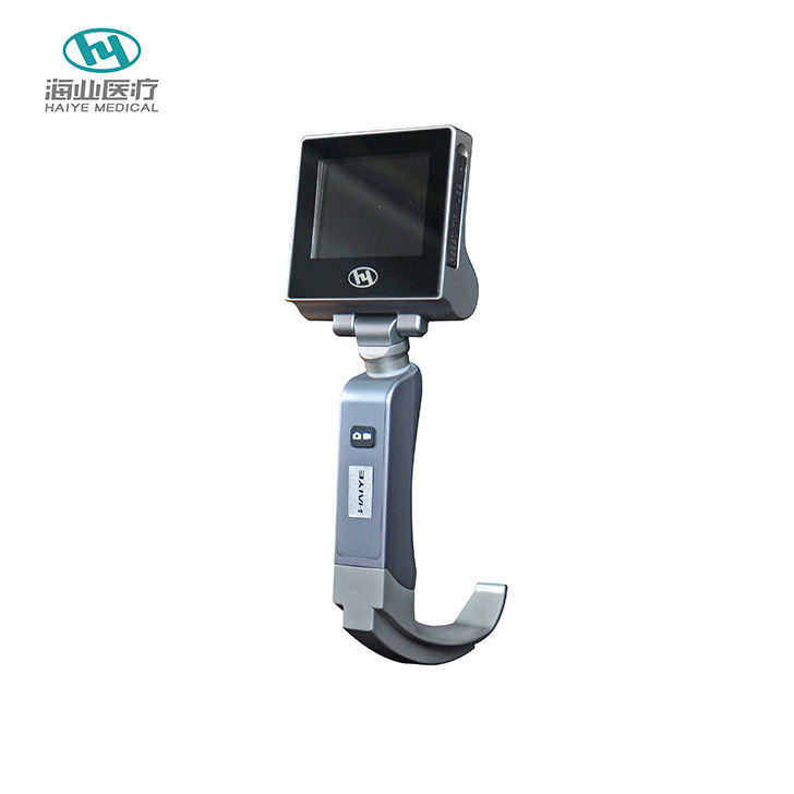 Haiye HYHJ- KC Anesthesia Video laryngoscope with stainless reusable blade