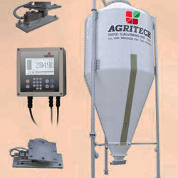 ELECTRONIC WEIGHING SYSTEM FOR SILOS