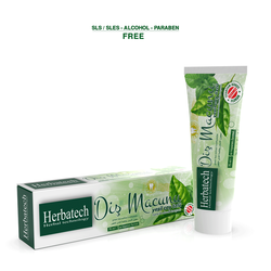 HERBAL GOOD GREEN TEA EXTRACT TOOTH PAST, HIGH QUALITY FOR MORE WHITE AND BASIC CLEANING TEETH, FOR HEALTHY AND BRIGHT TEETH