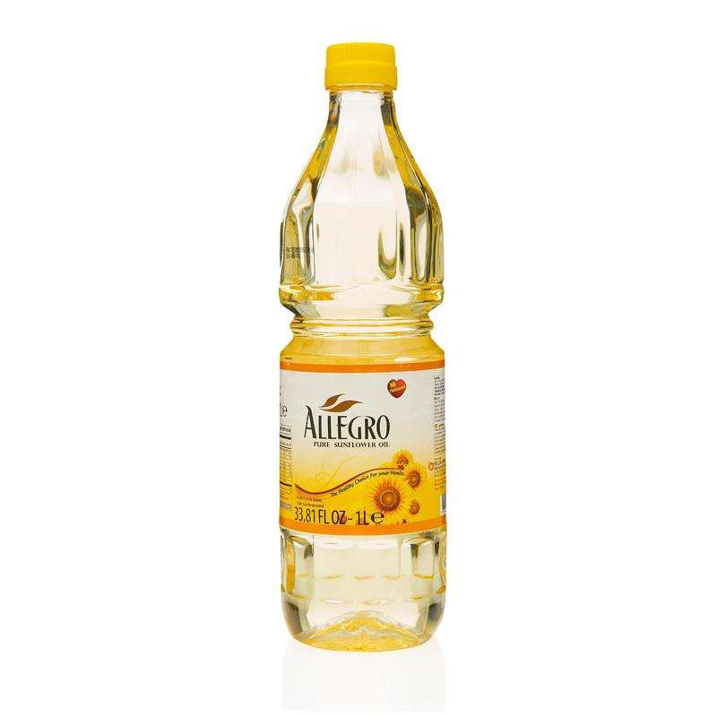 Refined Sunflower Oil Premium Vegetable Oil