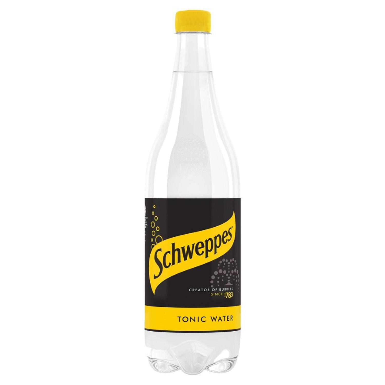 Schweppes Tonic Water 6x 1ltr (Whatsapp +31685035529)