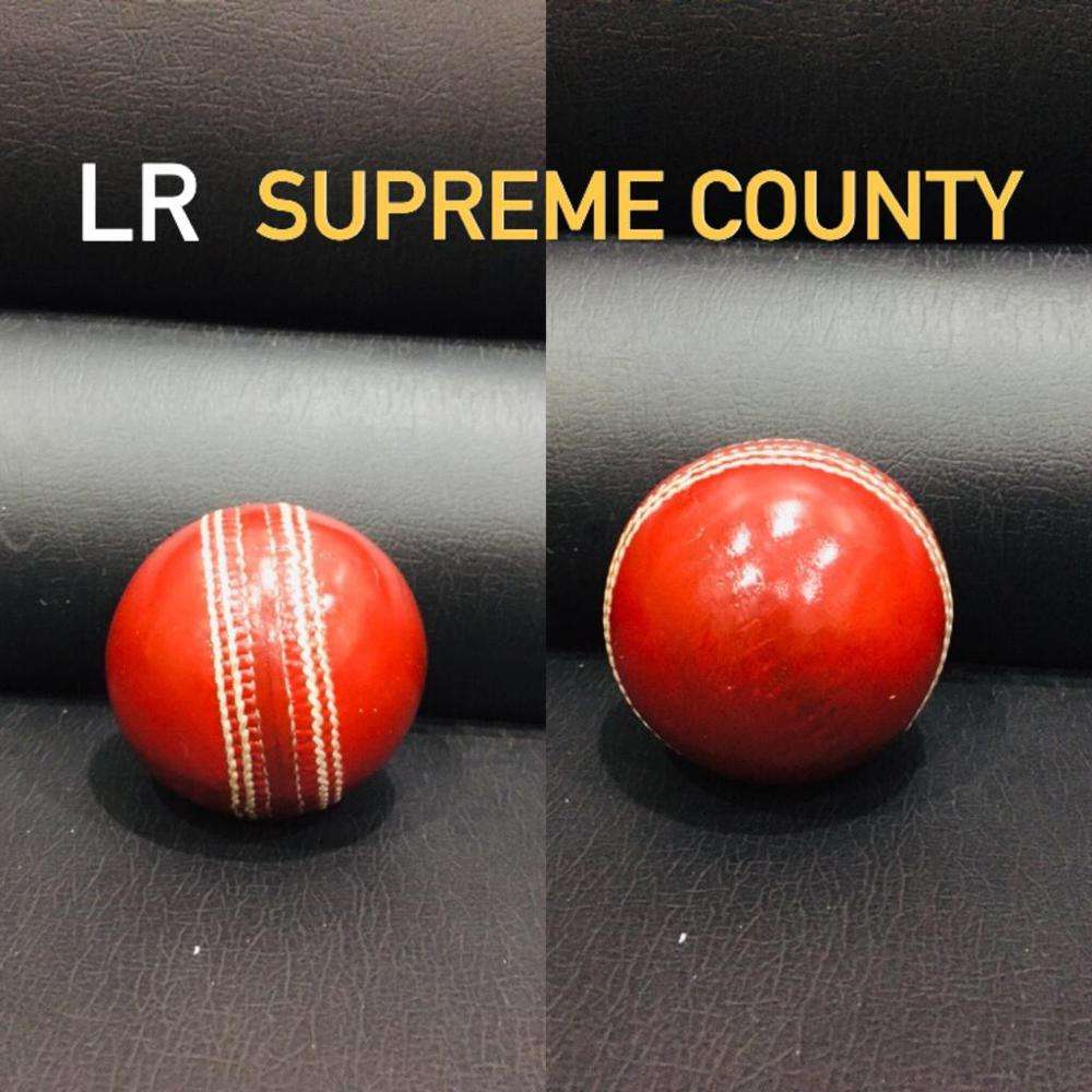 5 Layers Test quality 50 overs Cricket Balls customized club, league, county, store, shop and brand logo